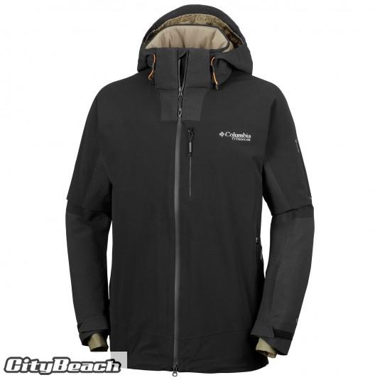 Giacca-snowboard-uomo-Powder Keg Jacket-COLUMBIA