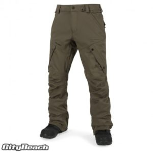 Pantalone-da-snowboard-uomo-Articulated Teak-VOLCOM