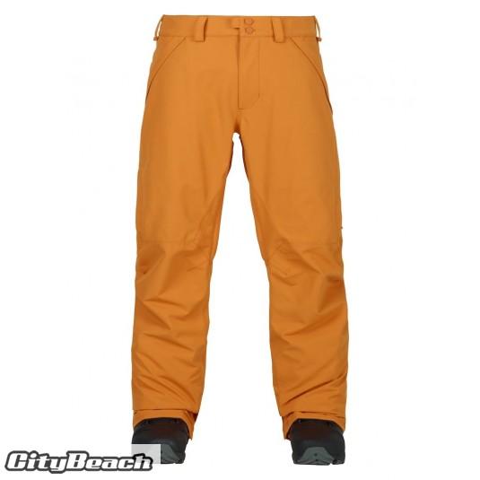 Pantalone-da-snowboard-uomo Mb Vent golden oak-BURTON