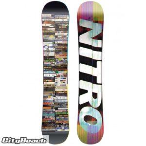 Tavola-snowboard-uomo-Good Times-NITRO
