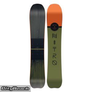 Tavola snowboard uomo Mountain NITRO
