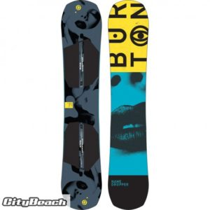 Tavola snowboard uomo Name Dropper 155 BURTON