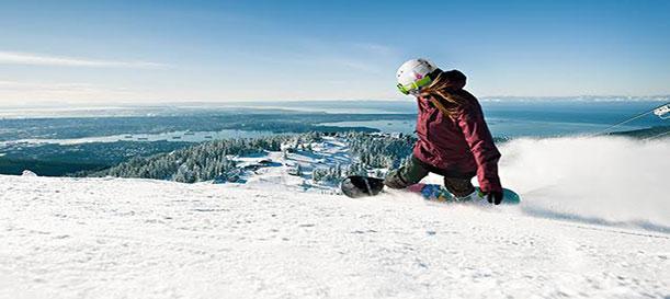 Tecnico snowboard