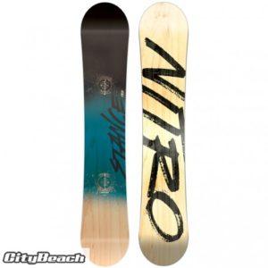 Tavola snowboard uomo stance 156 NITRO
