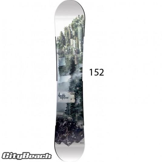 Tavola snowboard uomo Team Exposure 152 NITRO