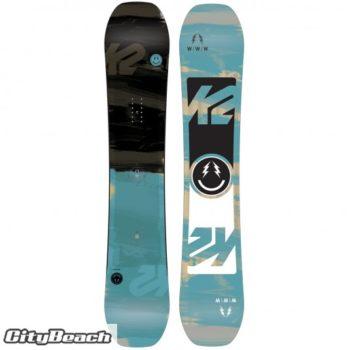 Tavola da snowboard uomo WWW K2